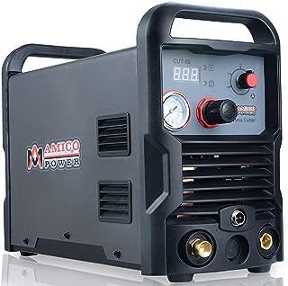 Amico CUT-50, Air Plasma Cutter 50 Amp, 115/230V Dual Voltage Cutting Machine New