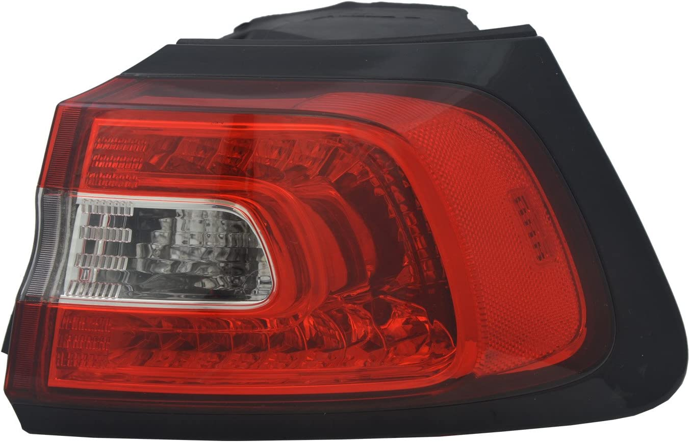 2014-2018 Jeep Cherokee Passenger All items in the store Side Tail Outer Assembly Light Max 65% OFF