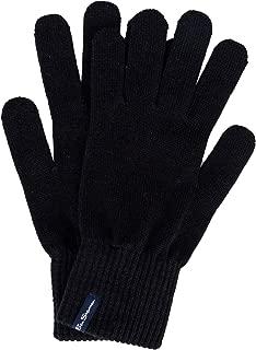 Ben Sherman Santos Mens Gloves Black