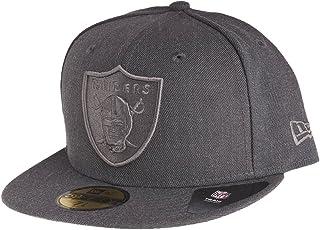 9cc8881e67634 New Era Tonal Graphite Casquette Oakland Raiders Gris foncé