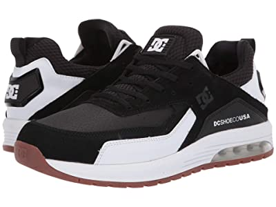 DC Vandium SE (Black/White) Men