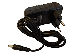 vhbw 220V Netzteil 12W 12V/1A für Lolaloo Kinderwagenschaukler, Bosch, TT-Micro, Technotrend Receiver wie DVE DSA-12G-12 FEU 120120, NK120P100PGS.