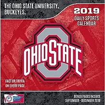 Best ohio state 2019 football calendar Reviews
