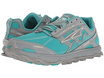 Altra Footwear Lone Peak 4 (Teal/Gray) Women