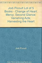Jodi Picoult Lot of 5 Books - Change of Heart; Mercy; Second Glance; Vanishing Acts; Harvesting the Heart