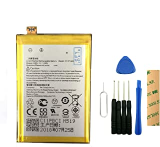 for ASUS ZenFone 2 ZE550ML ZE551ML Replacement Battery C11P1424 Free Adhesive Tool