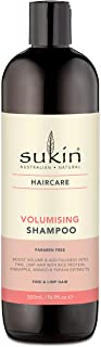 Sukin - Volumising Shampoo for Fine & Limp Hair (500ml)