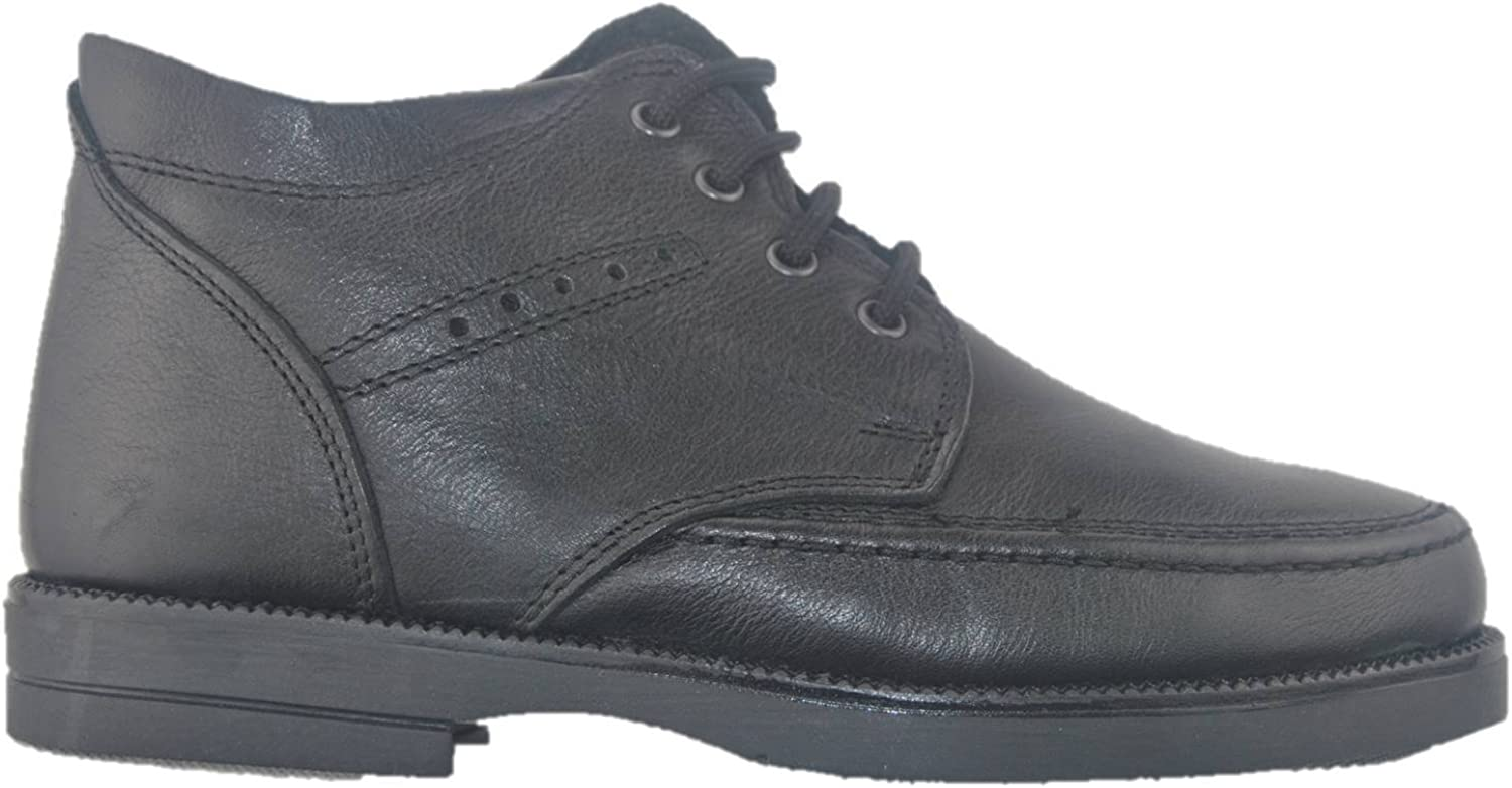 VARESE shoes Polo shoes Man Leather shoes Made in