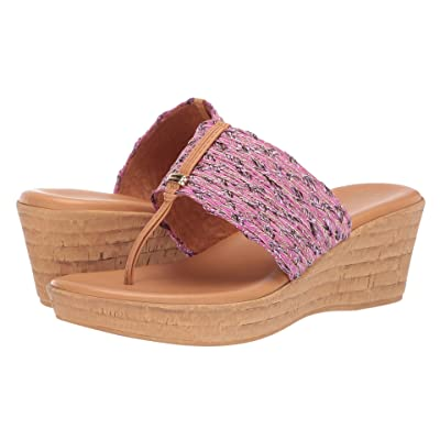 Italian Shoemakers Angeles (Fuchsia Multi) Women