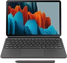 Samsung Galaxy Tab S7 Keyboard, Black (EF-DT870UBEGUJ)