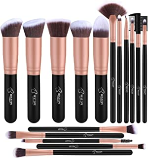 Makeup Brushes BESTOPE Makeup Brush Set Professional 16-
