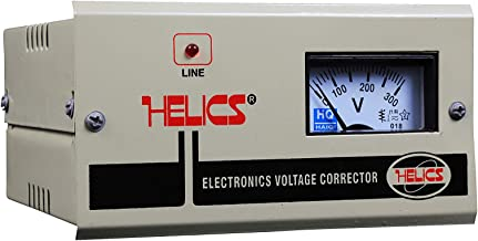 HELICS Voltage Stabilizer for LED TV Up to 42 Inches, Home Theater, Set Top Box, Blu-Ray Player (Working Range : 90 V to 2...