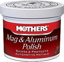 Mothers 05100 Mag & Aluminum Polish, 5 oz.