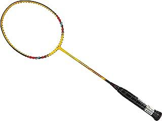 LI-NING Chen Long CL 600 Black Yellow Badminton Racket 3U (W3-S2)