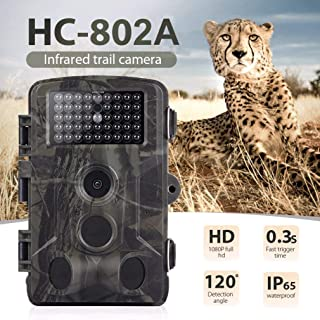 DP-iot Outdoor Hd Hunting Camera Hc-802A Ir Waterproof Hunting Camera 16M Pixels 0.5 Second Start Hunting Camera