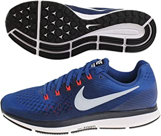 ab0965c46bda Amazon.com  NIKE - Blue   Shoes   Men  Clothing