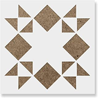 quilt block stencils for painting