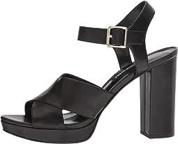Jimar Platform Block Heel Sandal