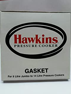 Hawkins Pressure Cooker Gasket For 8 litre Jumbo to 14 litre Pressure Cookers Code D10-09 Pressure Cooker Spare Parts Cooker Accessories