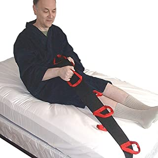 MTS Medical Supply SafetySure Bed Pull-Up, Ladder Assist, Sit Up Assist Device, Rope Ladder Assist Elderly, Senior, Injury Recovery Patient, Pregnant, Disabled