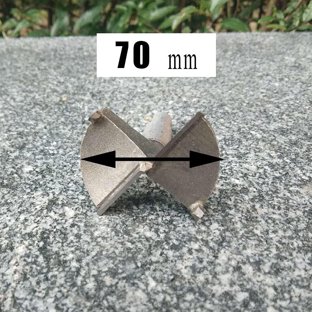 SPRINGHUA mart 1pcs Manufacturer OFFicial shop 50-100mm Forstner Boring Bits Woodworking Drill S