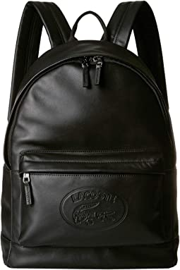 L.12.12 Cuir Casual Backpack