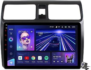 Sat Android 10.0 Auto Stereo, Radio voor Suzuki Swift 2005-2010 Gps-navigatie 9 Inch Head Unit MP5 Multimediaspeler Video-...