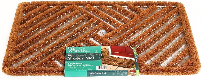 Adorn Stripe Vigour Mat by ADORN