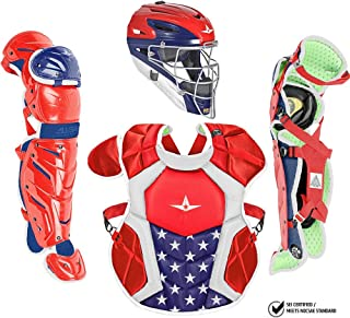 All-Star Intermediate System7 Axis USA Pro Catchers Set - coolthings.us