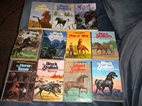 Lot of 11 Walter Farley Black Stallion (Black Stallion, Revolts, Son of the, Island, Filly, Blood Bay Colt, Fury, Mystery, Horse- Tamer, Man O' War, Revolts)