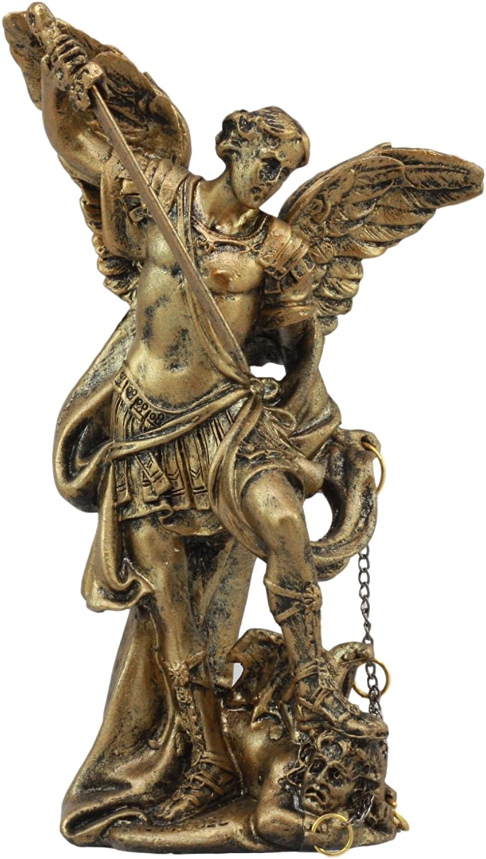 Ebros Bronzed Greek Orthodox Christian A Church The Branded goods Ranking TOP20 Archangel of