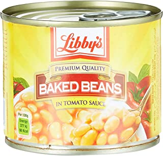 Libby Baked Beans in Tomato Sauce, 220 gm