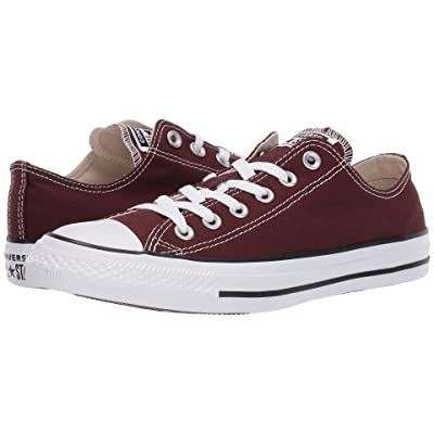 Converse Chuck Taylor All Star Seasonal Ox (Barkroot Brown) Athletic Shoes