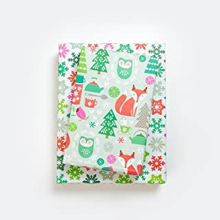 recyclable christmas wrapping paper