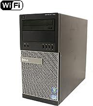 Dell OptiPlex 790 MiniTower PC - Intel Core i3-2100 3.1GHz 8GB 500GB DVDRW Windows 10 Pro (Renewed)