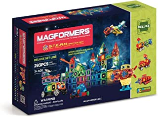 Magformers Deluxe S.T.E.A.M Master Set (293-pieces)