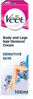 veet silk and fresh sensitive skin