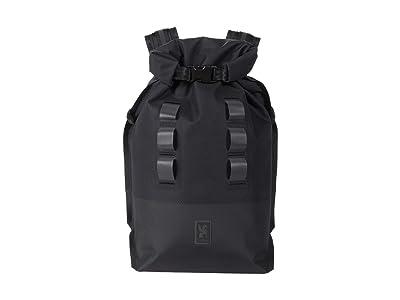 Chrome 20 L Urban Ex 2.0 Rolltop (Black) Backpack Bags
