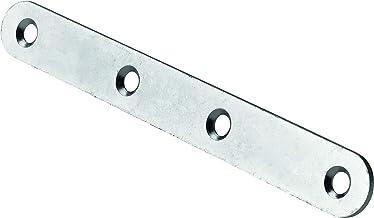 Hettich verbindingsplaat (staal, verzinkt, inhoud: 25 st.) 15 x 120 mm staal