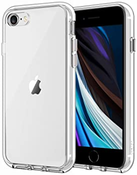 JETech Case for Apple iPhone SE 2020 2nd Generation, iPhone 8 and iPhone 7, 4.7-Inch, Shockproof Bumper Cover, Anti-S...