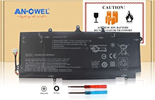 Angwel New BL06XL Laptop Battery for HP EliteBook Folio 1040 G0 G1 G2 Series,Fit for HP BL06XL HSTNN-DB5D HSTNN-W02C F450 F450C 722236-171 722236-2C1[11.1V 42WH]—1 Year Warranty