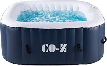 CO-Z Two-Person Inflatable Hot Tub