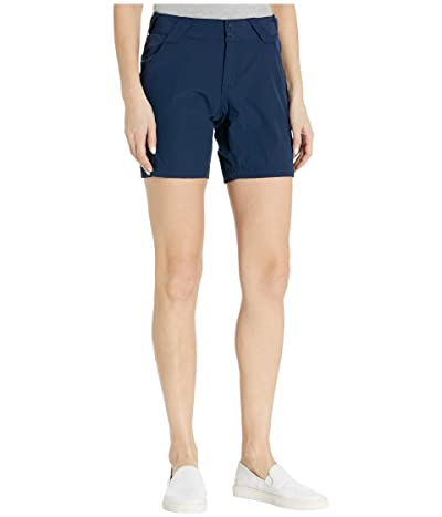 Columbia Coral Pointtm III Shorts (Collegiate Navy) Women