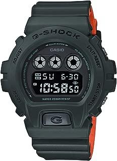 Casio G-Shock Perpetual Alarm Chronograph Quartz Men's Watch DW-6900LU-3DR