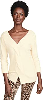 J.O.A. Women's Braid Sweater