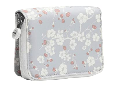 Kipling Money Love RFID Wallet (Floral Garden) Handbags