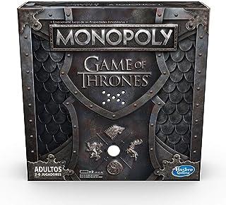 Monopoly - Juego de Tronos, versión Española (Hasbro