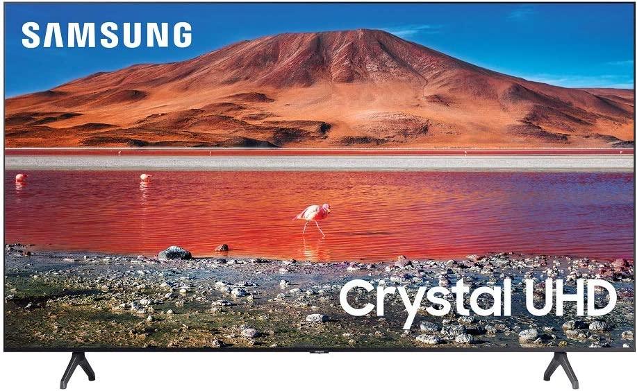 Samsung 50″ Class TU7000 Series Crystal UHD 4K Smart TV