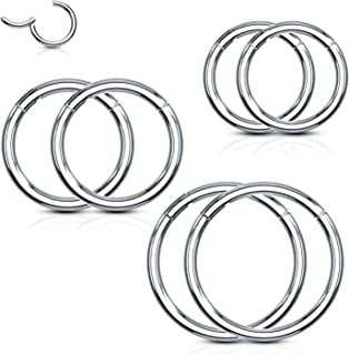 Best different lip ring styles Reviews