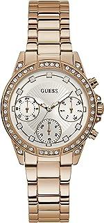 Guess Gemini Quartz Crystal Ladies Watch W1293L3